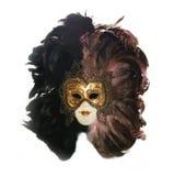 Máscara del arte Imagen de archivo libre de regalías