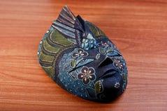 Máscara del batik Imagen de archivo
