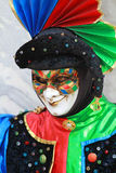 Máscara del carnaval Fotos de archivo