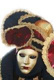 Máscara del carnaval Imagen de archivo libre de regalías