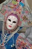 Máscara del carnaval Foto de archivo