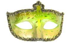 Máscara del carnaval Fotos de archivo libres de regalías