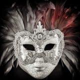 Máscara del carnaval de Venecia como símbolo del carnaval fotos de archivo libres de regalías