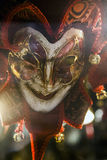Máscara del carnaval en Venecia, Italia foto de archivo libre de regalías