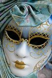 Máscara del carnaval, Venecia Imagen de archivo