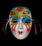 Máscara del color Fotografía de archivo