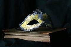 Máscara del conocimiento Imagenes de archivo