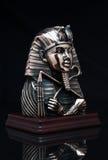 Máscara del faraón Imágenes de archivo libres de regalías