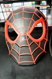 Máscara del hombre araña Imagenes de archivo