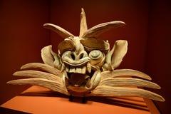 Máscara del monstruo Imagen de archivo