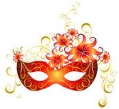 Máscara del partido. Ilustración del vector   Imagen de archivo libre de regalías