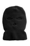 Máscara del pasamontañas Foto de archivo libre de regalías