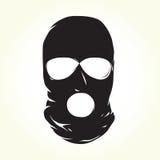 Máscara del terrorista Imágenes de archivo libres de regalías