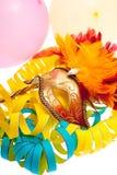 Máscara do carnaval Imagens de Stock Royalty Free