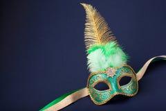 Máscara do carnaval imagens de stock