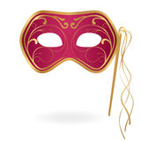 Máscara do carnaval ilustração royalty free