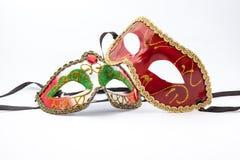 A máscara do carnaval Imagem de Stock Royalty Free