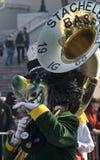 Máscara do carnaval de Basileia   Foto de Stock