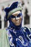 Máscara do carnaval de Veneza Fotos de Stock Royalty Free