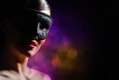 Máscara do disfarce Foto de Stock Royalty Free