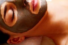 Máscara do esclarecimento Imagem de Stock Royalty Free