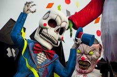Máscara 2014 do horror do carnaval Imagem de Stock