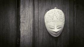Máscara do Javanese fotografia de stock