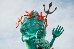Máscara 2014 do nettuno do carnaval Imagens de Stock Royalty Free