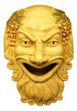 Máscara do teatro da gipsita. Fotos de Stock Royalty Free