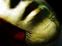 Máscara do traje imagens de stock royalty free