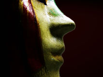 Máscara do traje Imagens de Stock