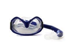 Máscara dos mergulhos Foto de Stock Royalty Free