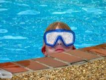 Máscara engraçada Fotografia de Stock