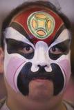 Máscara facial imagen de archivo libre de regalías