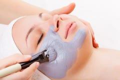 Máscara facial imagens de stock royalty free