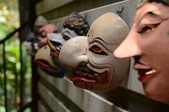 Máscara fea Foto de archivo