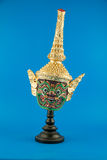 Máscara do gigante de Khon Foto de Stock Royalty Free
