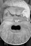 Máscara grega Fotos de Stock