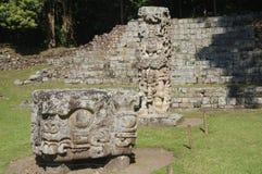 Máscara guatemalteca fotografia de stock royalty free