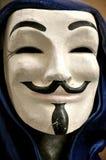 Máscara handmade italiana fotografia de stock royalty free