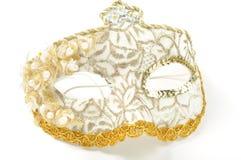 Máscara hermosa de Carnaval Imagen de archivo