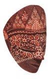 Máscara indonésia tradicional imagem de stock