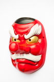 Máscara japonesa do demônio Imagens de Stock