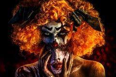 Máscara má fotos de stock royalty free