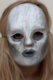 Máscara má do esforço do dia imagens de stock royalty free