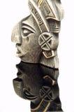 Máscara maia 3 Foto de Stock Royalty Free