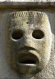 Máscara medieval fotografia de stock royalty free