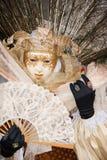 Máscara musical Imágenes de archivo libres de regalías