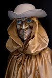 Máscara no venedig Fotografia de Stock Royalty Free