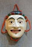 Máscara oriental Fotos de Stock Royalty Free